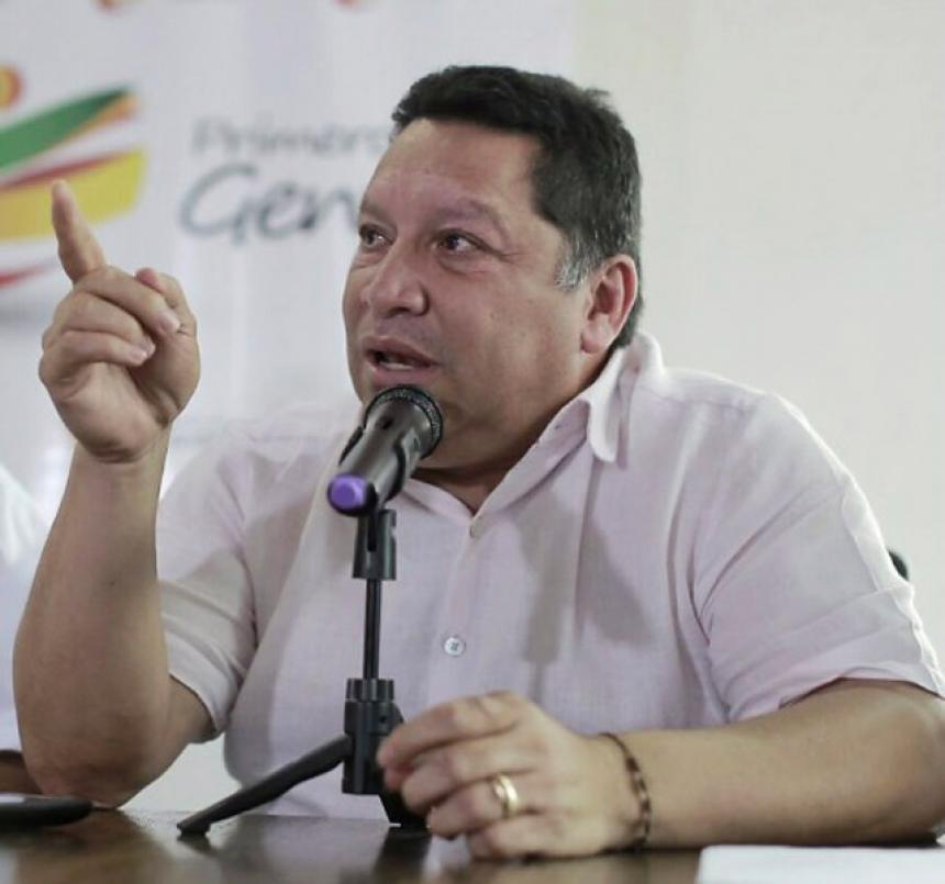 Ordenan reintegro de alcalde de Cartagena, Manuel Vicente Duque