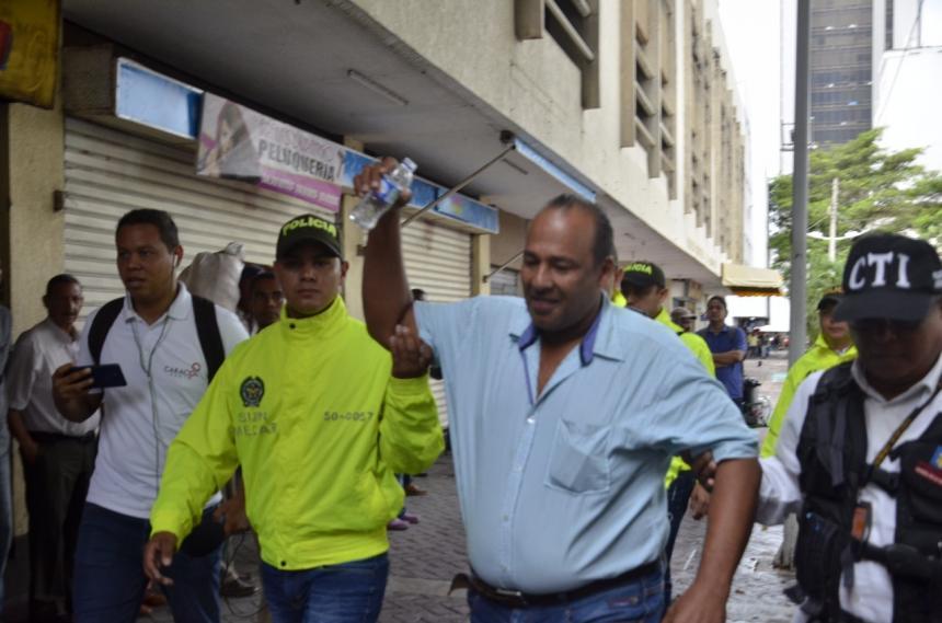 Aplazan audiencia de imputación de cargos por colapso de edificio en Cartagena