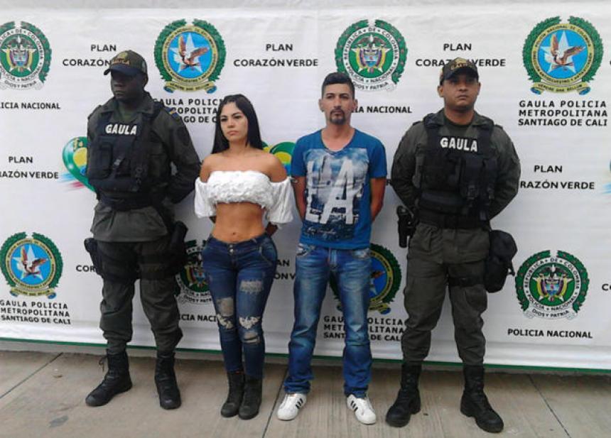 Sexy presentadora de televisión es capturada por el delito de secuestro (+VIDEO/FOTOS)