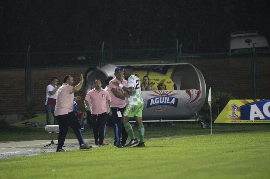 Boyacá Chicó pegó primero en final de la B del Torneo Águila