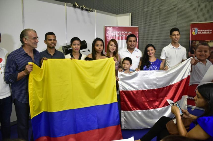 Dos experimentos de la región Caribe irán al espacio — COLOMBIA