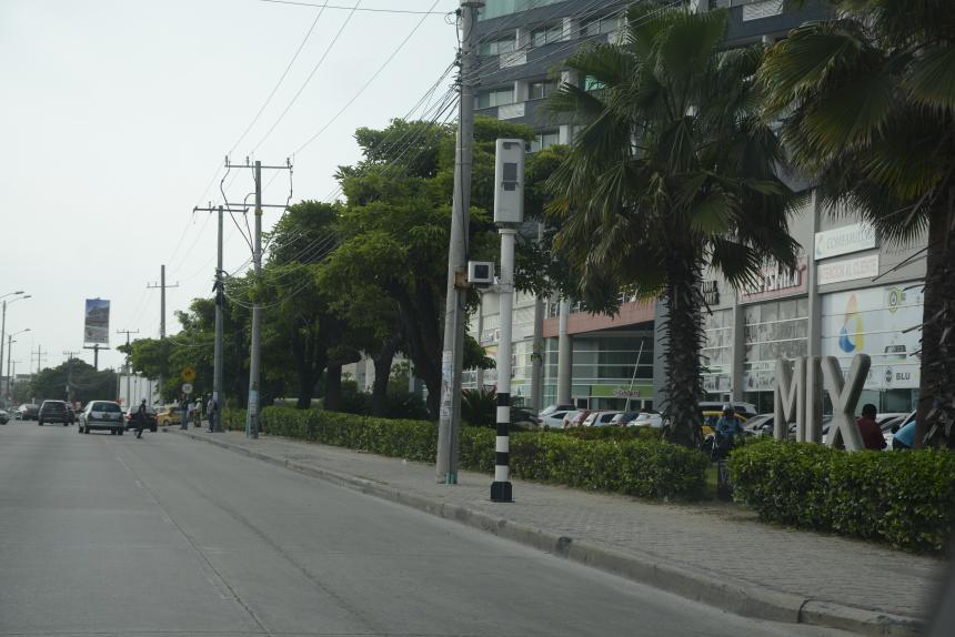 COLOMBIA: Cámaras para fotomultas tendrán que cumplir reglas de Mintransporte