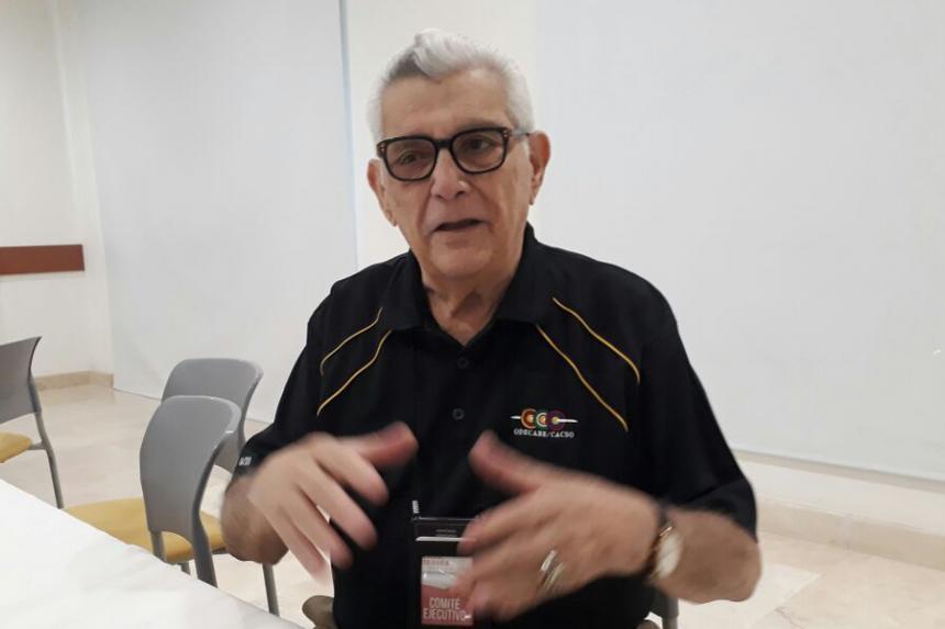 Fallece Héctor Cardona, presidente de Organización Deportiva Centroamericana
