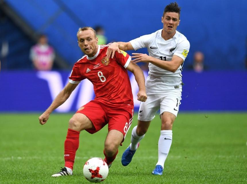 La FIFA permitirá cuatro cambios en la Copa Confederaciones