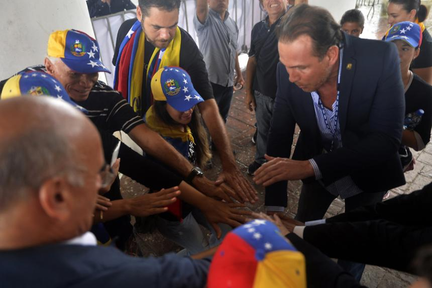 Venezuela volverá a la OEA solo si renuncia Luis Almagro — Maduro
