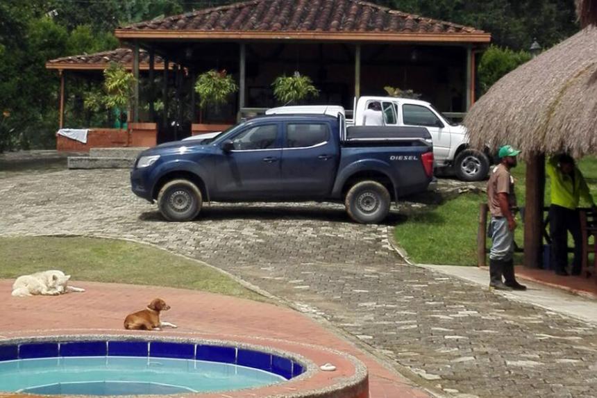 A extinción de dominio cinco propiedades de Vicente Castaño