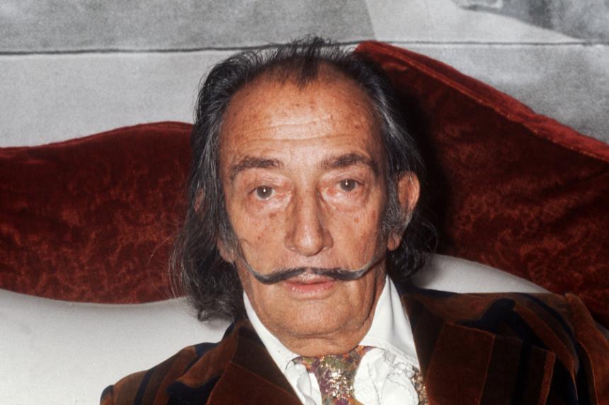 Exhumarán el cadáver de Savador Dalí, para realizar prueba de paternidad — OMG