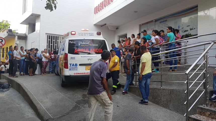 Seis muertos y 20 heridos dejó accidente de bus en Tubará, Atlántico