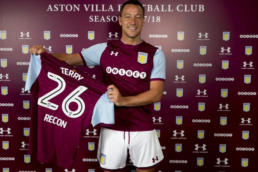 El Aston Villa ficha a John Terry