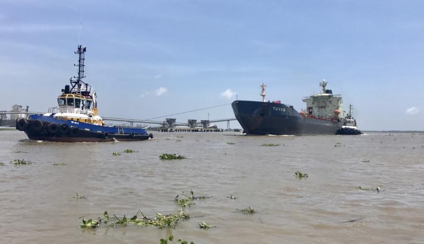 Superada emergencia en el puerto de Barranquilla