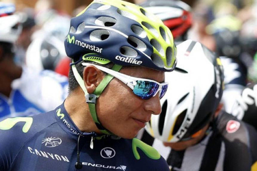Nairo descuenta tiempo y llega segundo en la etapa 13 del Tour
