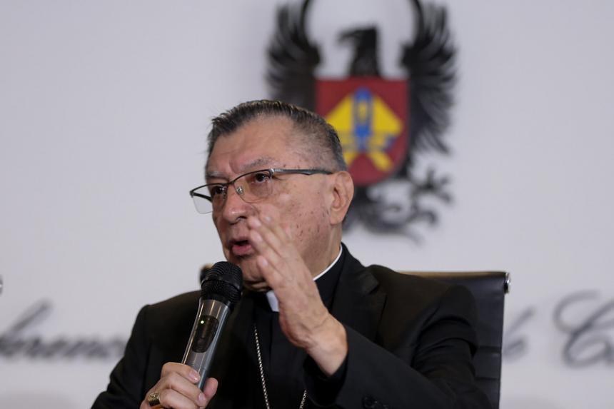 Monseñor Óscar Urbina, nuevo presidente de la Conferencia Episcopal de Colombia — COLOMBIA