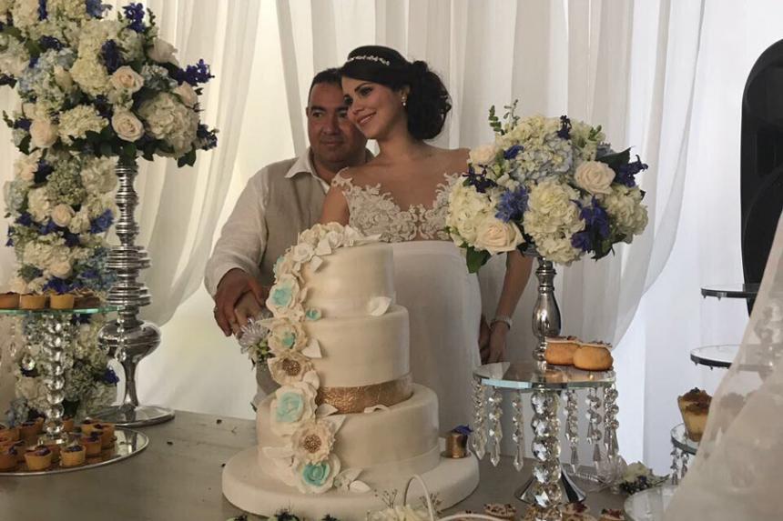 Investigan si hubo lluvia de billetes durante matrimonio en una cárcel