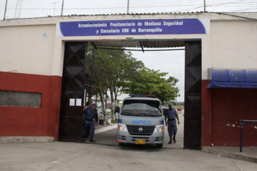 Declaran insubsistente al director de la cárcel El Bosque por celebración excesiva