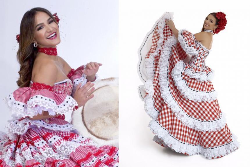 Valeria Abuchaibe Rosales es la nueva Reina del Carnaval de Barranquilla 2018
