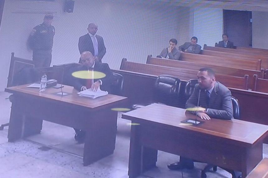 No reconocen aceptación de cargos del exfiscal Luis Gustavo Moreno