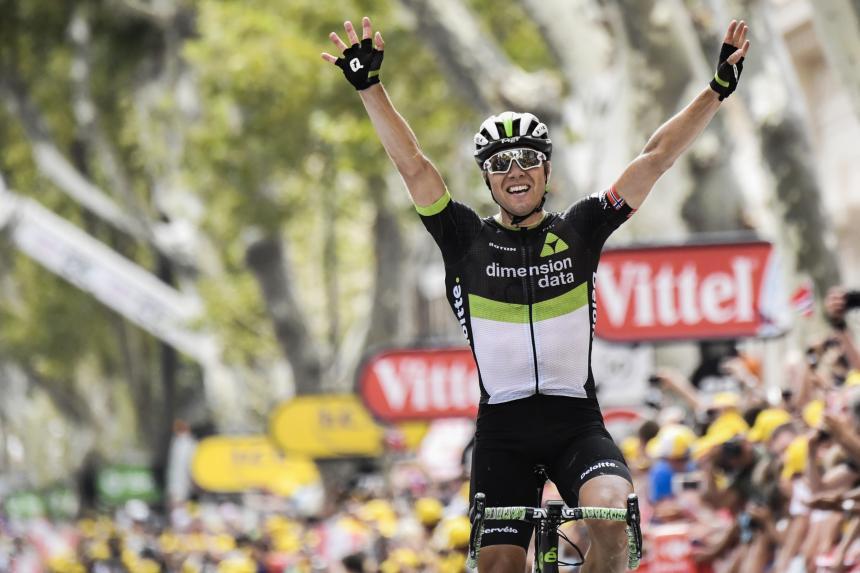 Boasson Hagen exhibe músculo en la etapa 19 del Tour