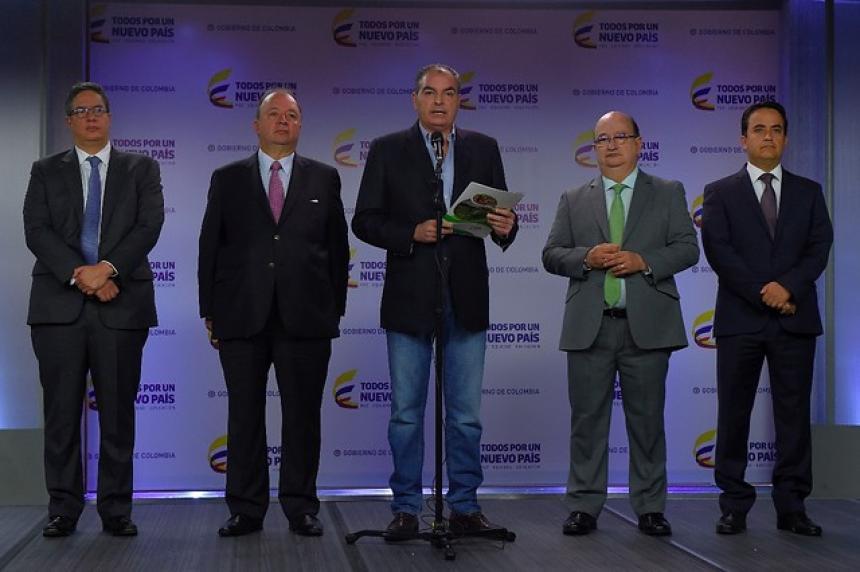 Gobierno anuncia plan de choque contra la fiebre aftosa — COLOMBIA