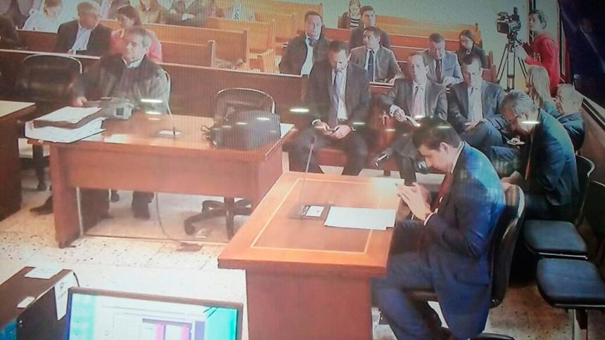 Inició imputación de cargos contra siete exdirectivos de Reficar — COLOMBIA