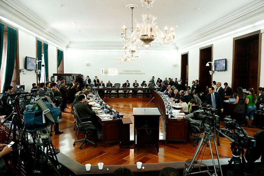 Senado aprueba circunscripciones especiales de paz en segundo debate