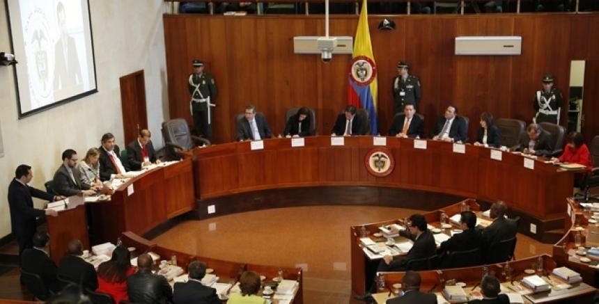 Corte Suprema escoge terna para reemplazar a magistrado de la Corte Constitucional