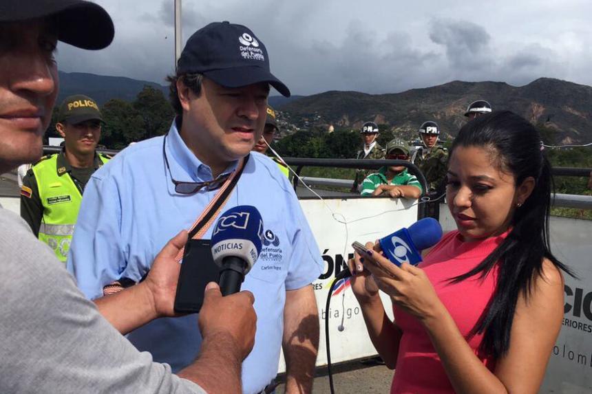 Se creará permiso especial de permanencia para venezolanos en Colombia