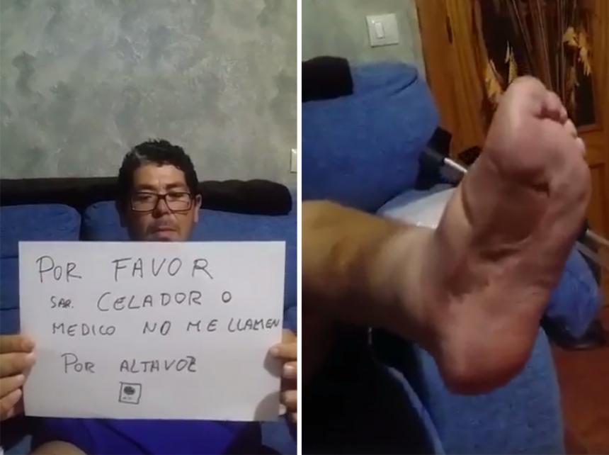 Sordo esperó 7 horas en hospital porque lo llamaban por altoparlante — España
