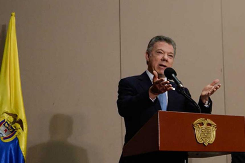 Corte Suprema pide declaración a Santos sobre caso Odebrecht