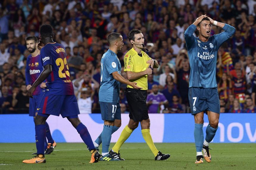 Real Madrid iguala su marca de títulos ganados en un año