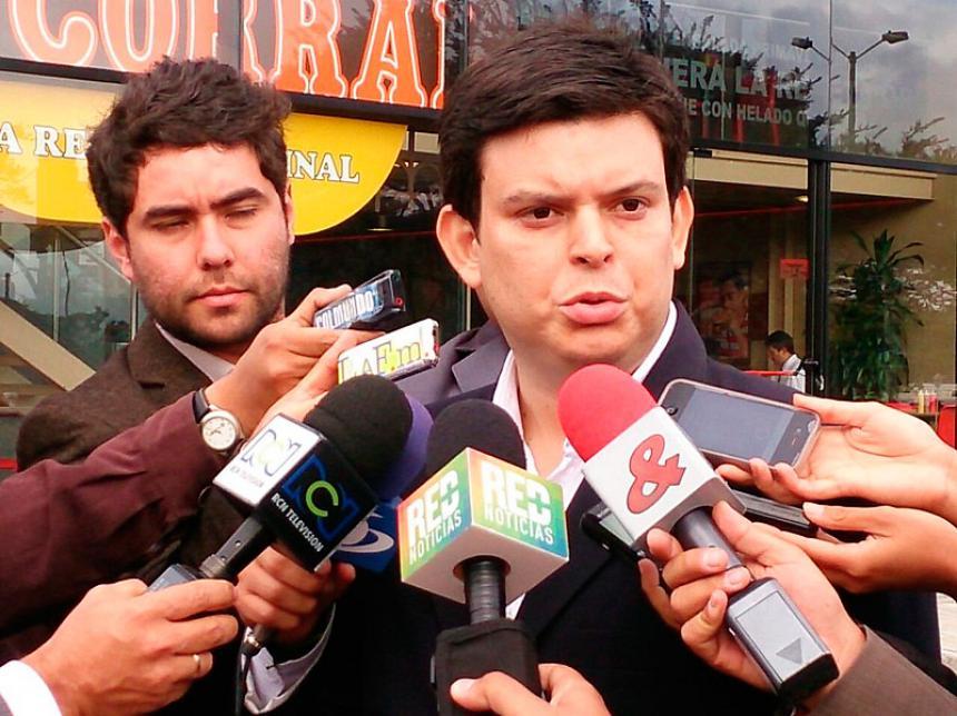 Fiscalía confirma acuerdos, en principio de oportunidad con Alejandro Lyons