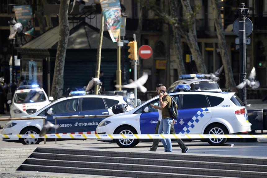 Rey Felipe VI de España envió un duro mensaje a terroristas