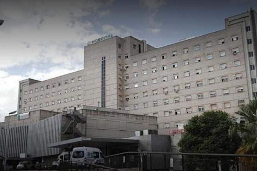 Muere seccionada por un ascensor en el hospital de Valme de Sevilla
