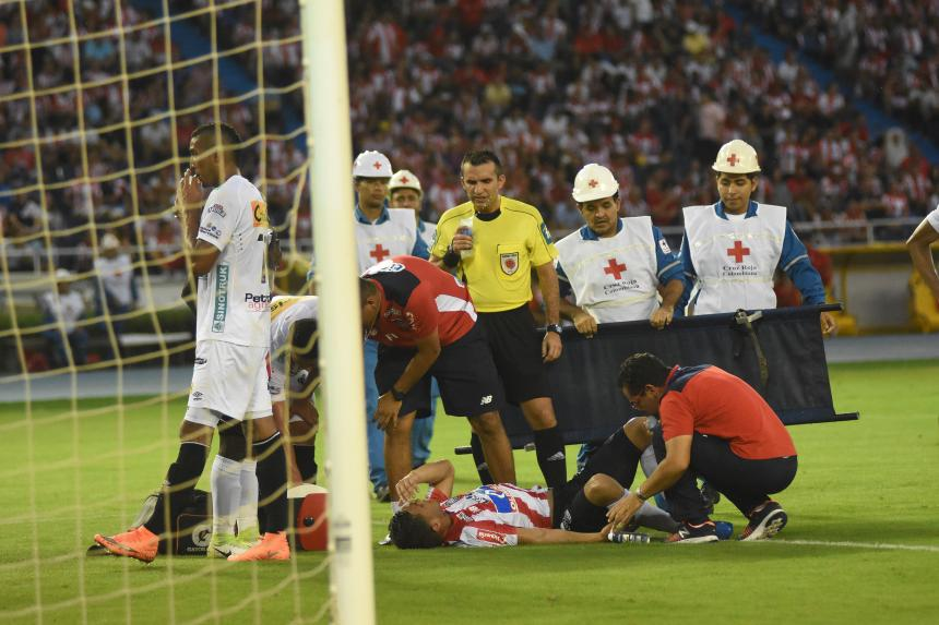 Junior venció 3-0 a Once Caldas en el Metropolitano de Barranquilla