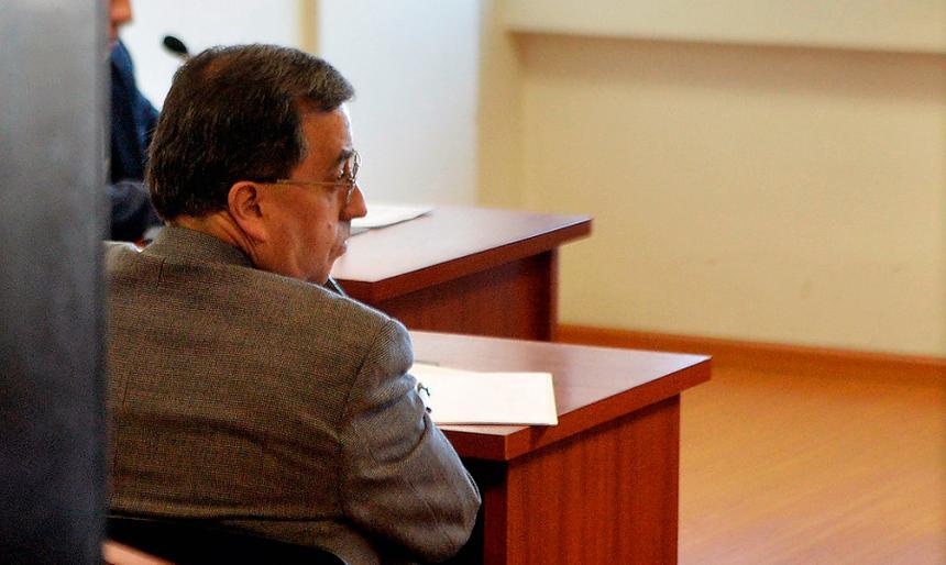 José Elías Melo fue enviado a la cárcel por el caso Odebrecht