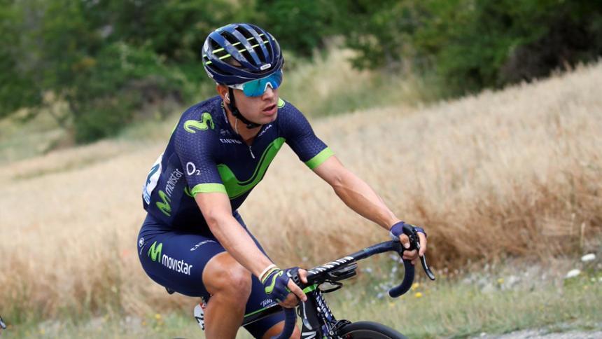 Carlos Betancur abandona la Vuelta a España