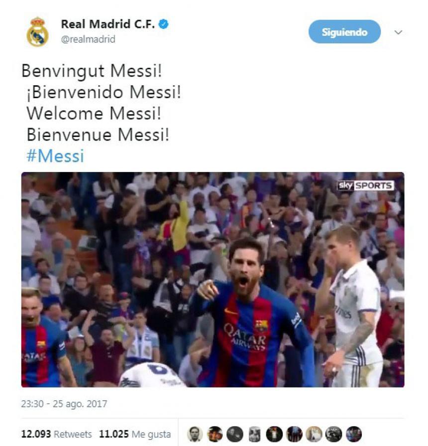 Redes sociales del Real Madrid también fueron hackeadas — RealMadridHack