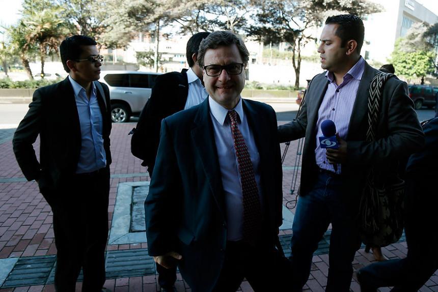 Exdirector de la ANI renunció antes del llamado de la Fiscalía