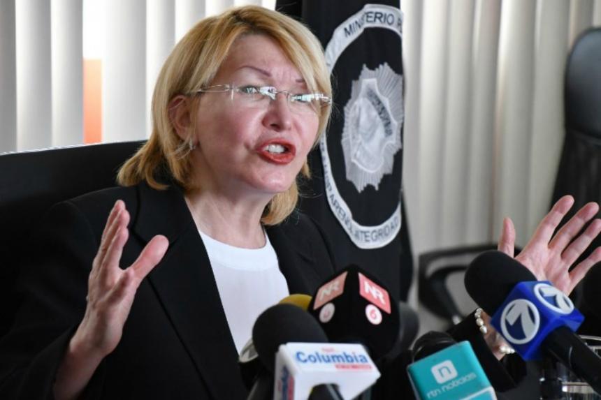 Luisa Ortega viaja este lunes a Costa Rica