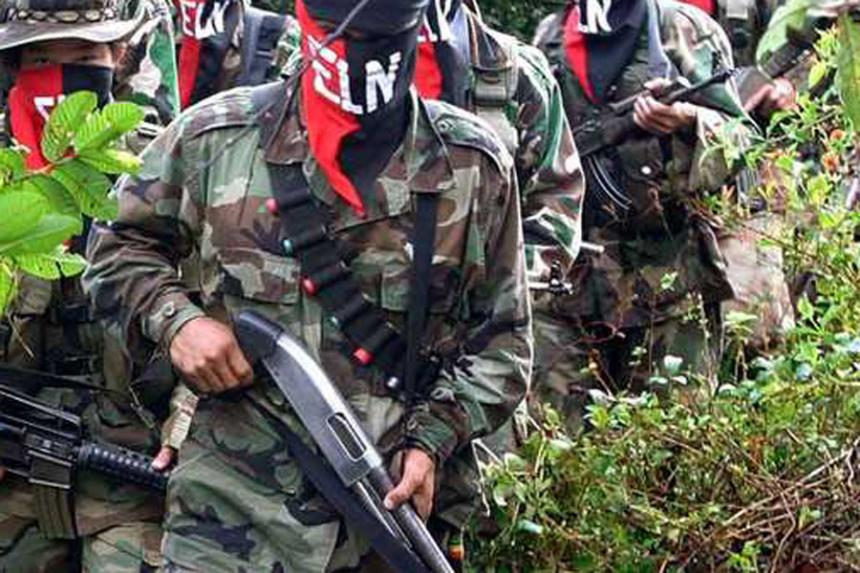 Muere un infante de marina en ataque del Eln en Arauca
