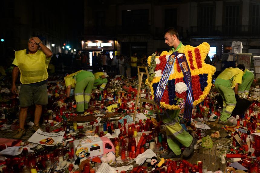 EU advirtió a gobierno catalán sobre atentado en Barcelona