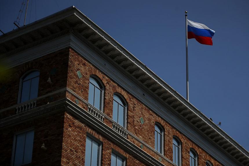 EEUU ordena cierre de consulado de Rusia en San Francisco