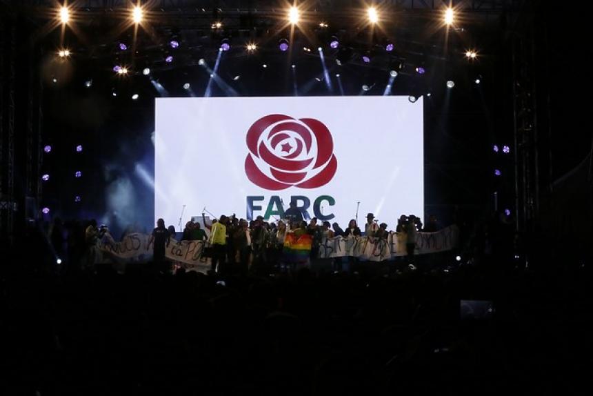 'Timochenko' elegido como presidente del partido de las Farc