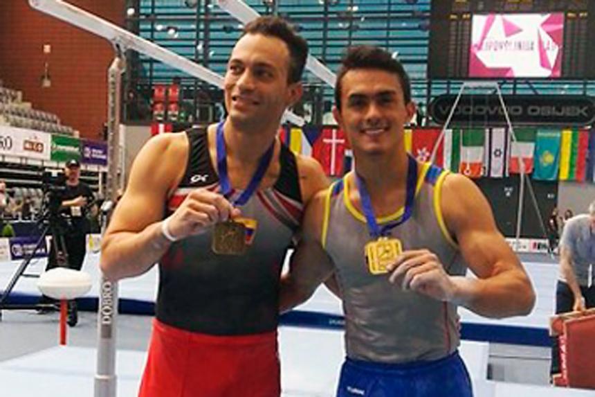Tomás González ganó oro en Bulgaria