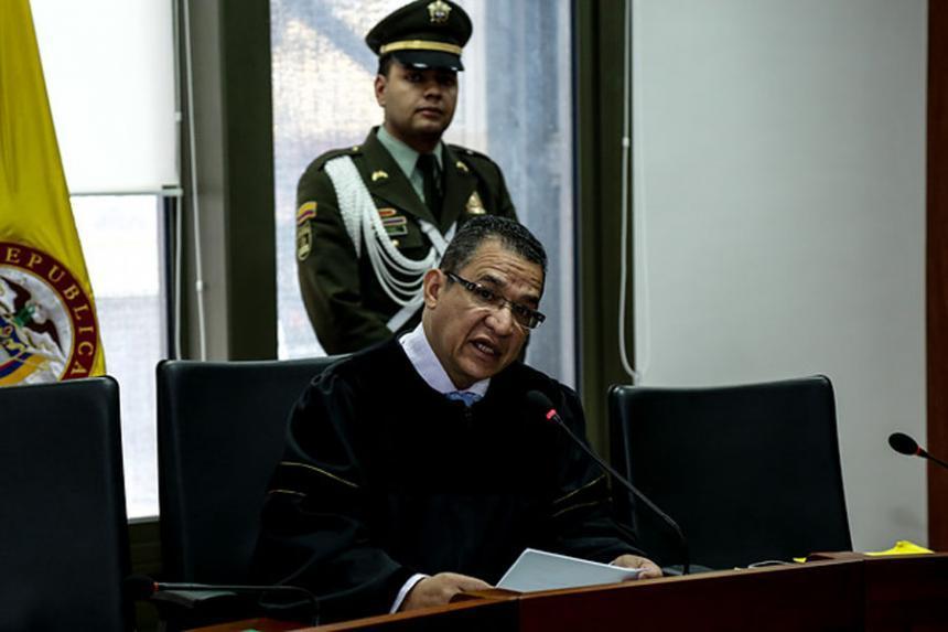 Julio y Wadith Manzur asistieron a la Fiscalía