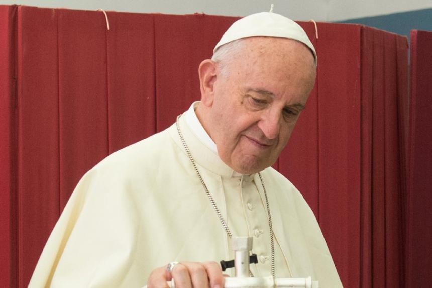 Papa Francisco se reunirá este jueves en Colombia con obispos venezolanos
