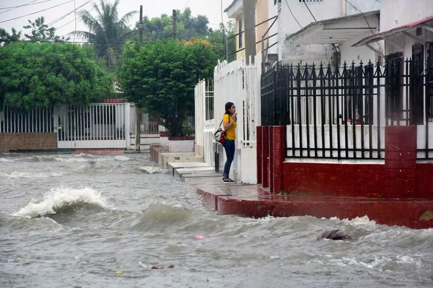 Huracanes incidieron en el aumento de las lluvias en el país: Ideam