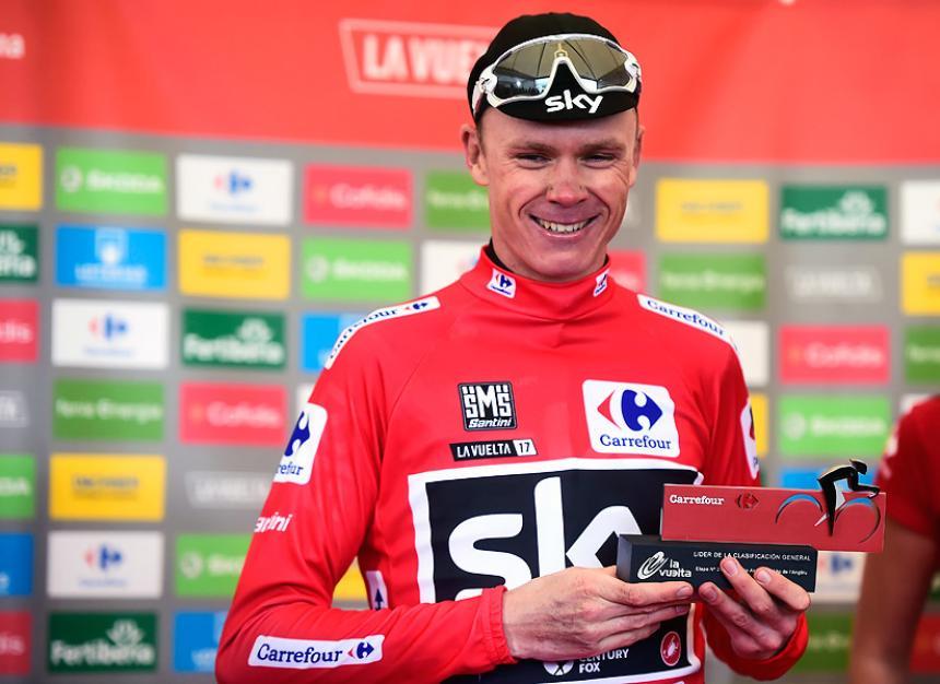 Armée gana, Nibali pierde el tiempo para Froome — Vuelta