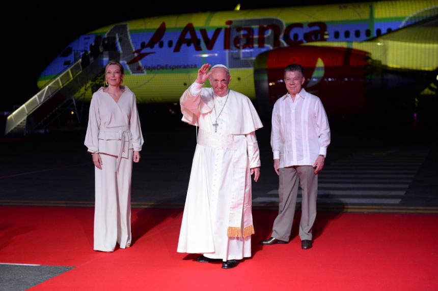 La ONU debe hacerse sentir en Venezuela para solucionar crisis — Papa Francisco