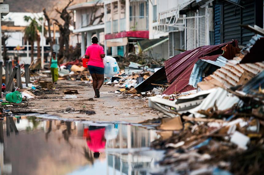 Cancillería: 46 colombianos no han podido ser localizados tras paso de Irma