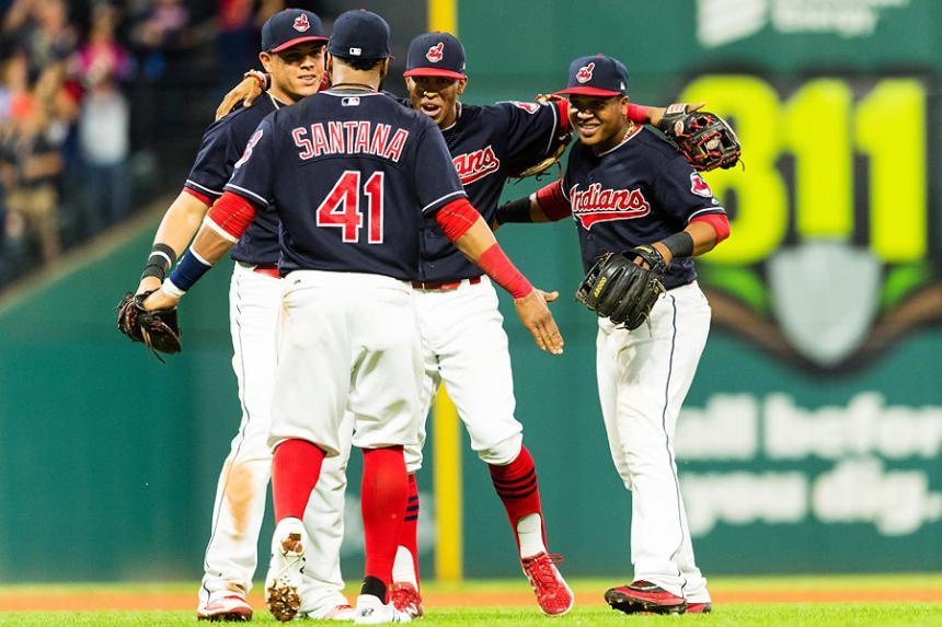 Lindor, Ramírez y Carrasco llevan a Indios a su triunfo 19 consecutivo